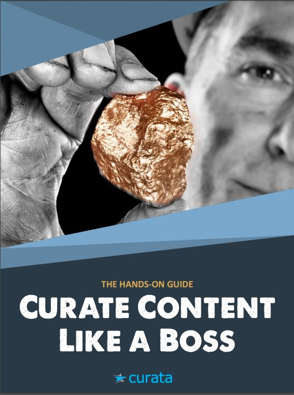 Curate Content Like a Boss ebook